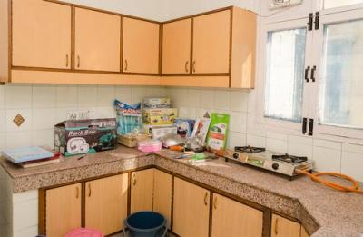 Kitchen Image of Krishan Nest 62 in Sector 62