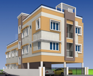 Gallery Cover Image of 550 Sq.ft 1 BHK Apartment for buy in Kolapakkam for 2700000
