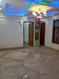 Gallery Cover Image of 1600 Sq.ft 3 BHK Independent Floor for rent in Chhattarpur for 15000