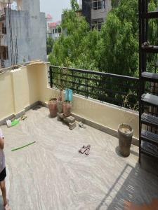 Gallery Cover Image of 1200 Sq.ft 2 BHK Independent Floor for rent in Sector 122 for 10000