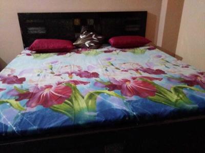 Bedroom Image of Tanushka Residency PG in Mahavir Enclave