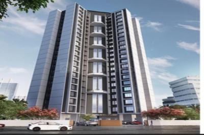 Gallery Cover Image of 980 Sq.ft 2 BHK Apartment for buy in Yogi Ajmera Bliss, Kalyan West for 6100000
