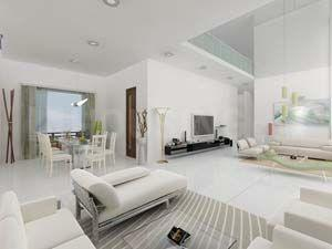 Gallery Cover Image of 4952 Sq.ft 6 BHK Apartment for buy in Sunteck Signature Island, Bandra East for 495100000