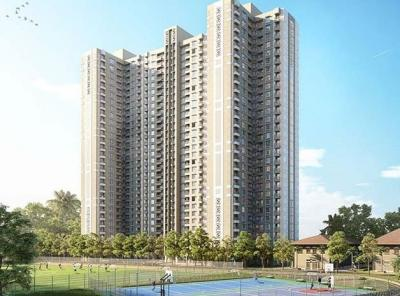 Gallery Cover Image of 650 Sq.ft 2 BHK Apartment for buy in Palava Phase 1 Usarghar Gaon for 5500000