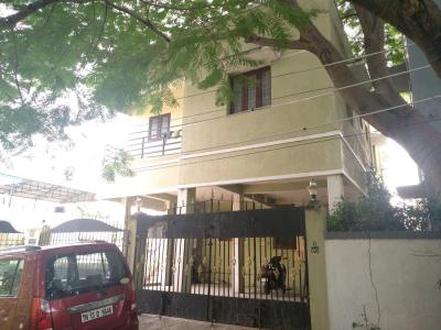 Gallery Cover Image of 680 Sq.ft 1 BHK Independent House for rent in Medavakkam for 7500