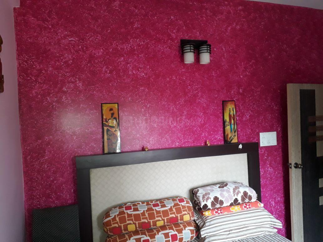 Bedroom Image of 600 Sq.ft 1 RK Apartment for rent in Keshtopur for 5000