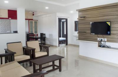 Gallery Cover Image of 1200 Sq.ft 2 BHK Apartment for rent in Kondapur for 32000