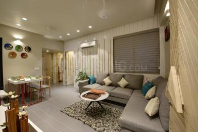 Gallery Cover Image of 1784 Sq.ft 3 BHK Apartment for buy in Lunkad Neco Garden, Viman Nagar for 14400000