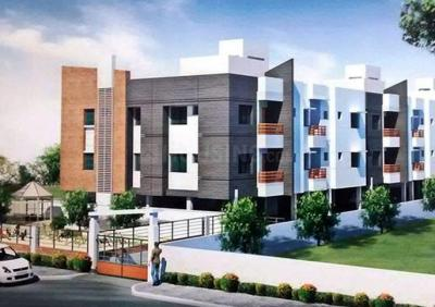 Gallery Cover Image of 749 Sq.ft 2 BHK Apartment for buy in Thirumullaivoyal for 3555555