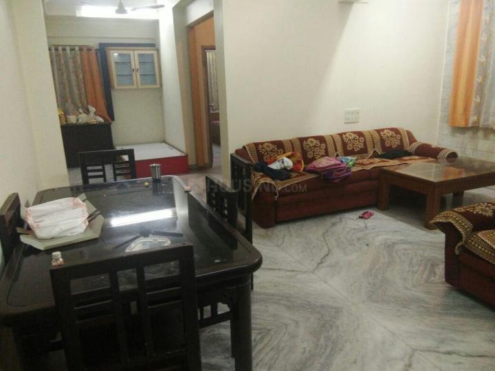 अंधेरी वेस्ट में रमेश पीजी में लिविंग रूम की तस्वीर