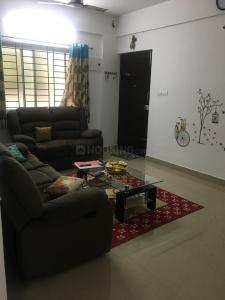 Gallery Cover Image of 1350 Sq.ft 3 BHK Apartment for rent in Horamavu for 23000