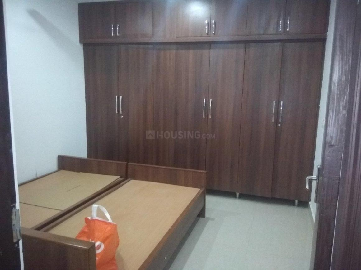 Bedroom Image of 800 Sq.ft 1 BHK Independent Floor for rent in Kondakal for 12000