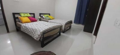 Gallery Cover Image of 1500 Sq.ft 3 BHK Apartment for rent in Kondapur for 52000