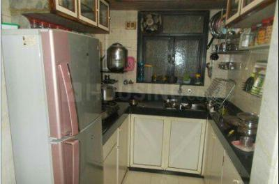 Kitchen Image of Priyadarshini Chs in Prabhadevi