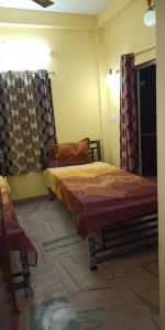 Bedroom Image of Ananya PG in Haltu