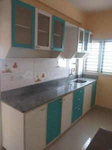 Gallery Cover Image of 750 Sq.ft 1 BHK Independent Floor for rent in Akshayanagar for 14000