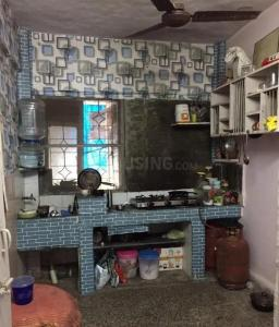 Kitchen Image of Girls PG in Jogeshwari East