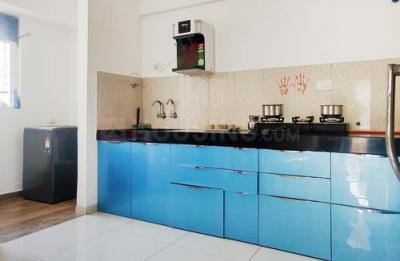 Kitchen Image of Western Avenue Flat No. G-301 in Wakad