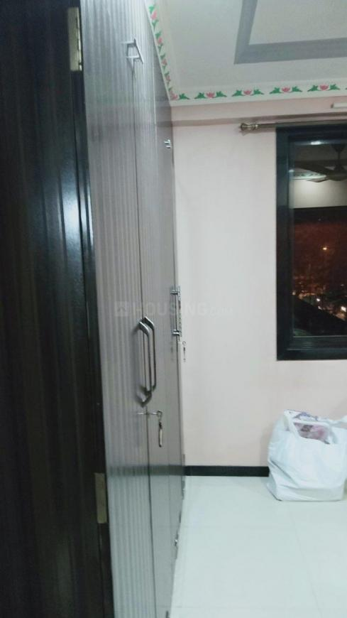 Bedroom Image of 1000 Sq.ft 2 BHK Apartment for rent in Vashi for 35000