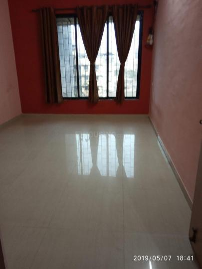 Living Room Image of 565 Sq.ft 1 BHK Apartment for rent in Thane West for 13000
