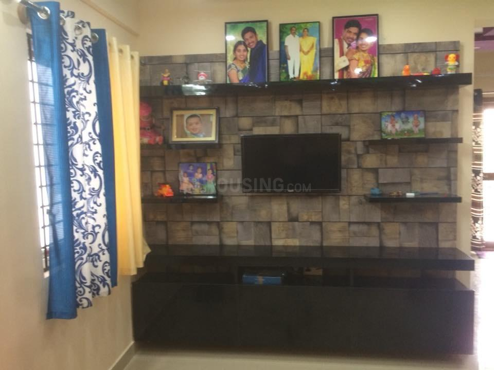Living Room Image of 1256 Sq.ft 2 BHK Apartment for rent in Hennur for 22000