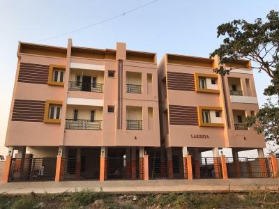 Gallery Cover Image of 850 Sq.ft 2 BHK Apartment for buy in Velappanchavadi for 4100000