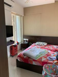 Gallery Cover Image of 840 Sq.ft 1 BHK Apartment for rent in Worli Sagar, Worli for 50000
