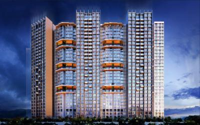 Gallery Cover Image of 1766 Sq.ft 3 BHK Apartment for buy in Kanakia Pixel, Vikhroli West for 46300000