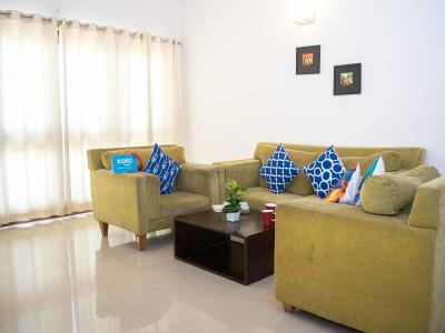 Living Room Image of Zolo Magestinos in Pimple Saudagar