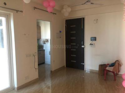 Gallery Cover Image of 1040 Sq.ft 2 BHK Apartment for rent in Gaursons Hi Tech 14th Avenue, Noida Extension for 9500