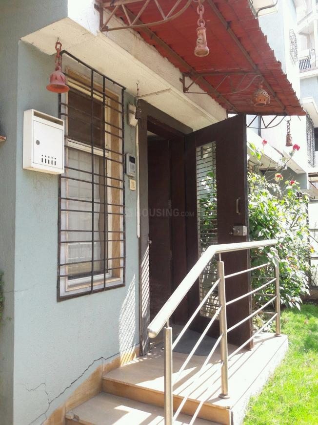 Main Entrance Image of 2400 Sq.ft 3 BHK Independent House for rent in Undri for 35000