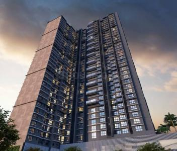 Gallery Cover Image of 733 Sq.ft 3 BHK Apartment for buy in Paradigm Antalya, Jogeshwari West for 14200000