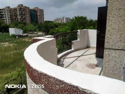 Balcony Image of Fully Furnished PG in Sector 12 Dwarka