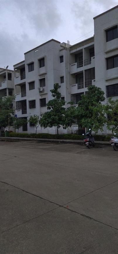 Building Image of 700 Sq.ft 2 BHK Apartment for rent in Boisar for 4500