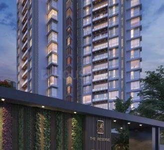 Gallery Cover Image of 2250 Sq.ft 4 BHK Apartment for buy in Runwal Reserve, Worli for 70000000