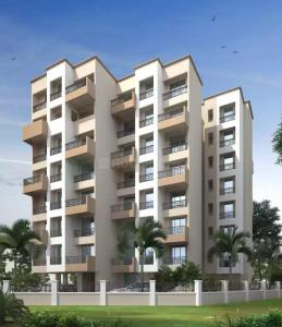 Gallery Cover Image of 660 Sq.ft 1 BHK Apartment for buy in Shivsai Heights, Kalyan East for 3714000