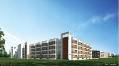 Gallery Cover Image of 599 Sq.ft 1 BHK Apartment for buy in Prestige Courtyards, Sholinganallur for 4057000