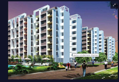 Gallery Cover Image of 1944 Sq.ft 3 BHK Apartment for buy in Pallikaranai for 9797760