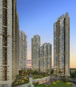 Gallery Cover Image of 798 Sq.ft 2 BHK Apartment for buy in Runwal Bliss, Kanjurmarg East for 13900000