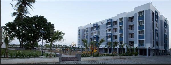 Building Image of 1200 Sq.ft 3 BHK Apartment for rent in Ponmar for 12000