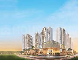 Gallery Cover Image of 1251 Sq.ft 3 BHK Apartment for buy in Sunteck Maxx World, Naigaon East for 5700000
