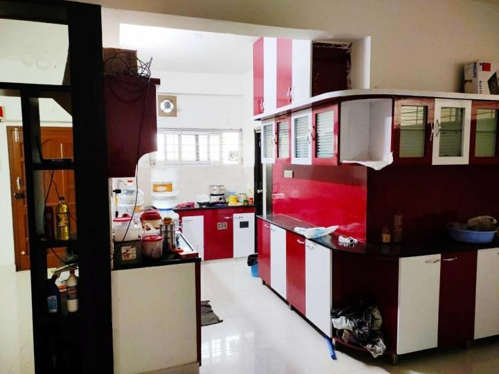 Kitchen Image of Jiya Hostel & Accommodation in Toli Chowki