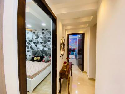 Gallery Cover Image of 610 Sq.ft 1 RK Apartment for buy in Ambesten Twin County, Noida Extension for 1600000