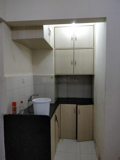 Kitchen Image of 340 Sq.ft 1 RK Apartment for rent in Goregaon East for 18000