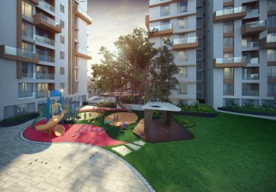 Gallery Cover Image of 974 Sq.ft 3 BHK Apartment for buy in Elements, New Alipore for 9000000