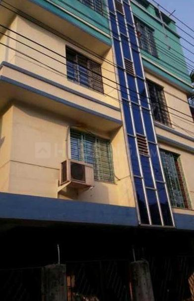 Building Image of 600 Sq.ft 1 BHK Apartment for rent in Garia for 14000