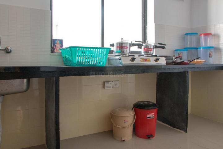 Kitchen Image of 1102 O Ashok Meadows in Hinjewadi