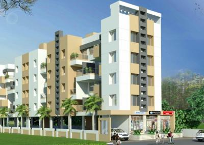 Gallery Cover Image of 520 Sq.ft 1 BHK Apartment for buy in Lohegaon for 2250000