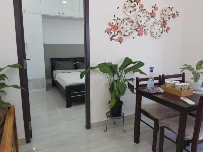 Gallery Cover Image of 840 Sq.ft 2 BHK Apartment for buy in Bharathi Elements, Vandalur for 4024000