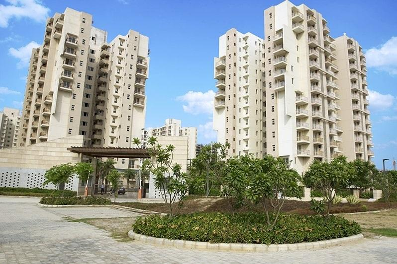 Building Image of 1998 Sq.ft 4 BHK Apartment for buy in Sector 37D for 12000000